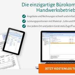 WebDesign Microsite handwerklive.de