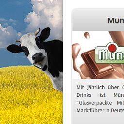 Relaunch Internetseite Milchwerk