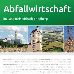 Broschüre Kommunale Abfallwirtschaft