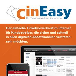 Anzeigenkampagne Online-Ticketing