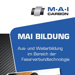 Flyergestaltung Carbon-Technologie