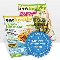 LandingPage Food-Magazin