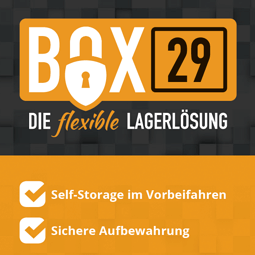 Gesamtkonzeption Self-Storage Box29