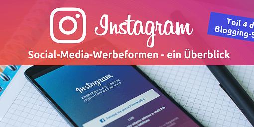 Social Media Markteting mit Instagram