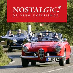 Relaunch Website Nostalgic Oldtimerreisen
